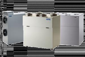 Maico WR - энергосберегающая установка для приточно-вытяжной вентиляции