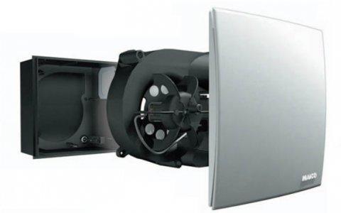 Maico ER - бесшумный центробежный вентилятор