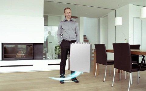 Вентиляция частных домов с применением установок Maico WS и WR