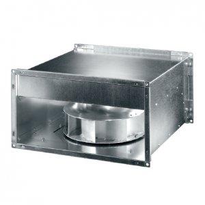 Вентиляторная установка Maico DPK 50 EC для прямоугольный вент. каналов.