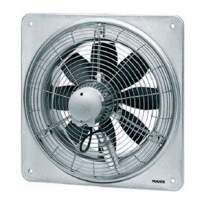 Maico EZQ 40/6 B - вентилятор с реверсивным режимом и регуляцией скорости