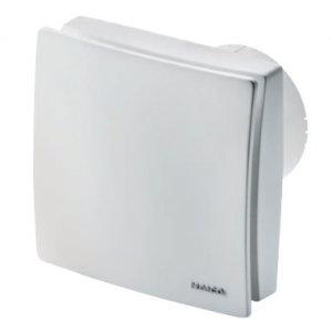 Бесшумный вентилятор для ванной Maico ECA 100 ipro KF