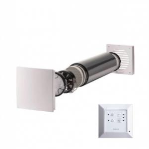 MAICO PUSHPULL PP 45 RC приточно-вытяжная установка с рекуперацией тепла